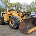 Michigan Articulating Wheel Bucket Loader For Sale