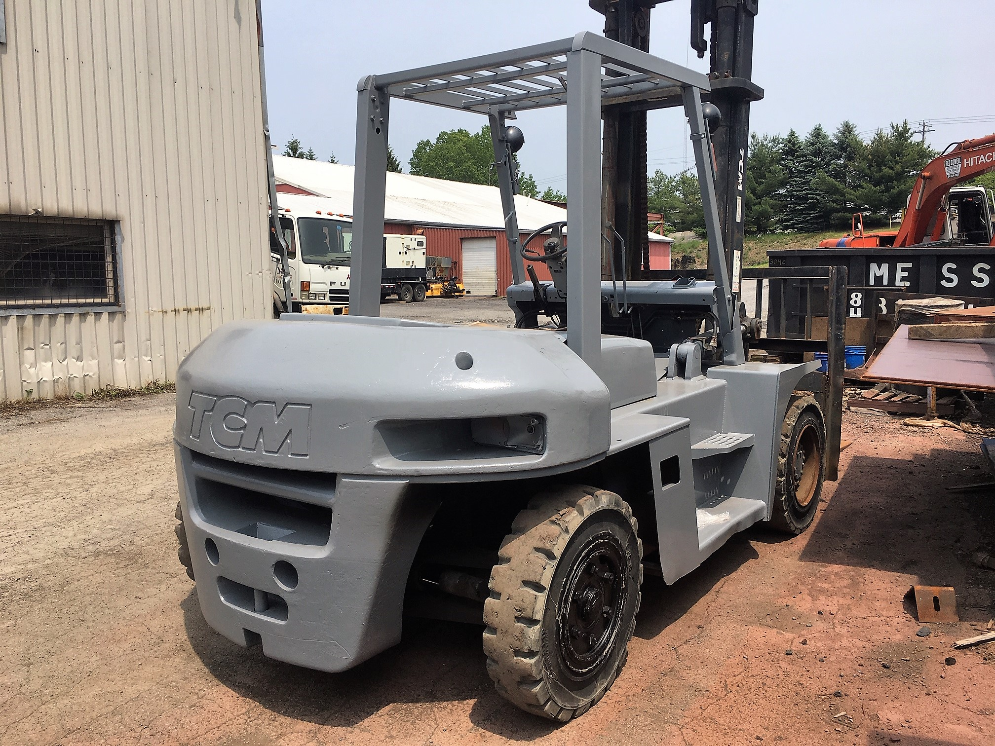 tmc 70 forklift near me for sale (2) - United Exchange USA